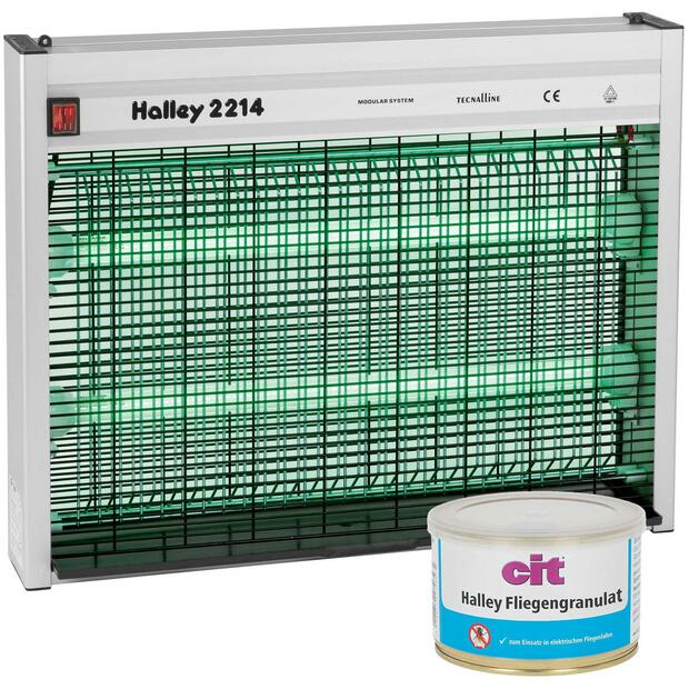 Halley 2214 green Line fly killer incl. attrattore
