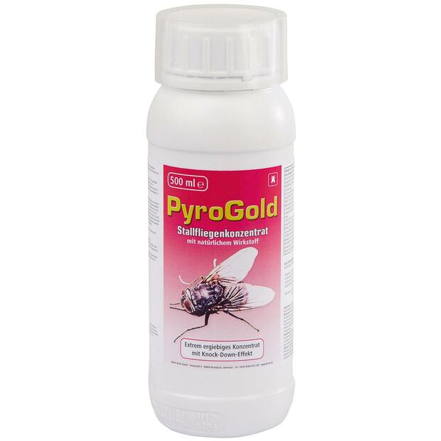 Concentrato di mosca stabile PyroGold 500ml