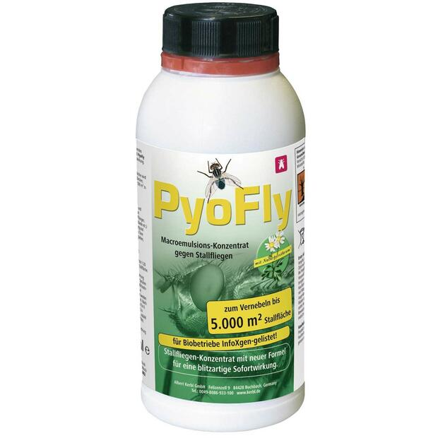 Concentrato di mosca stabile PyoFly 500 ml